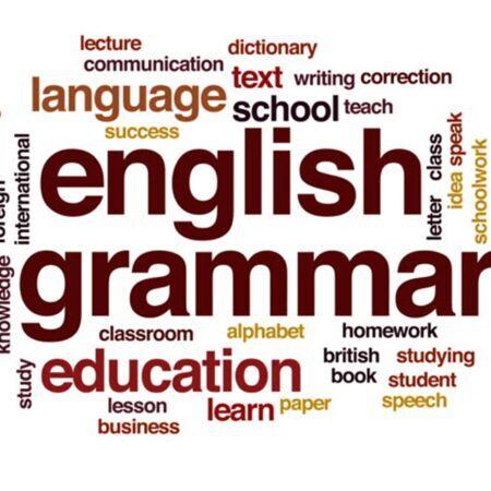 English Grammar – इंग्रजी व्याकरण